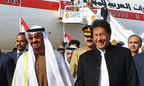 Editorial: PM Khan's engagement in foreign ties is welcome
