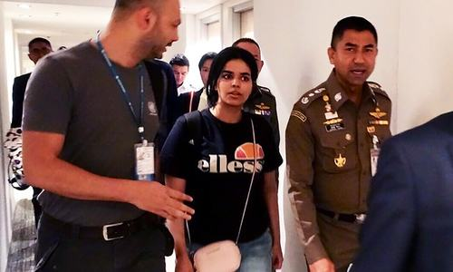 Asylum assessment of Saudi woman in Thailand to take several days: UNHCR