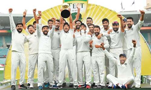 PM Khan congratulates Kohli and co for India's historic Test victory in Australia