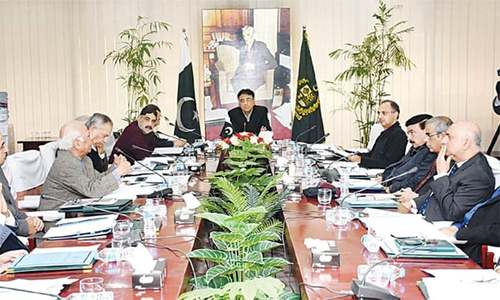 Asad Umar vexed by bureaucrats' lack of preparation