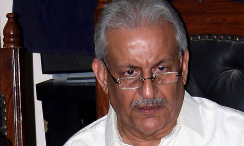 Rabbani claims govt moving towards presidential system