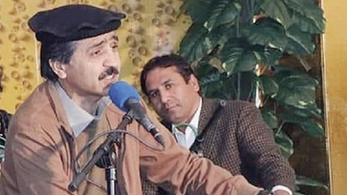 Commercialism has robbed the originality of art: Pashto folk singer Naeemullah Turi