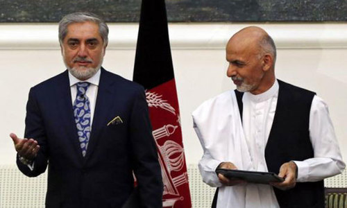 End to war will remain 'dream' if Taliban don't talk to Kabul, says Afghan chief executive