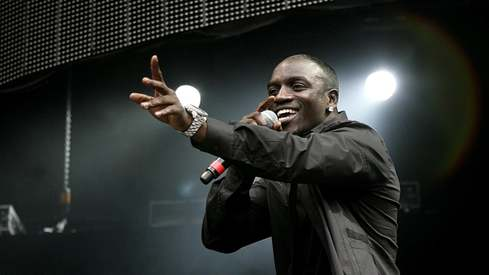 Akon is coming to Pakistan to kick off World Soccer Stars