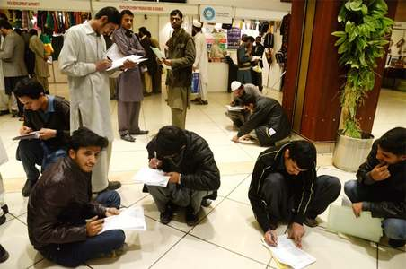 Unemployment rate slips to 5.8pc in FY18