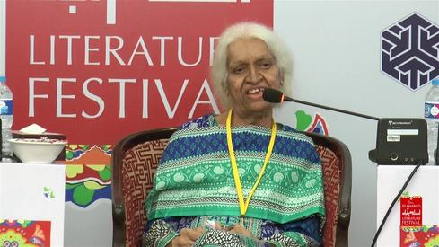 Writer Khalida Hussain passes away