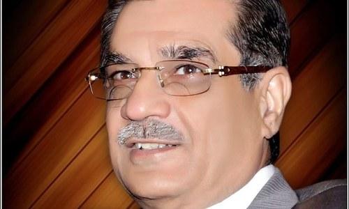 'میں پاکستان میں جوڈیشل ایکٹیو اِزم کا خالق'