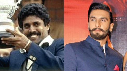 Ranveer Singh begins on-field training to play Indian cricketer Kapil Dev in biopic