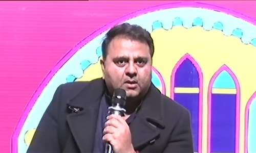 Media must revamp models to remain independent: Fawad Chaudhry