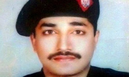 Mentally ill ex-cop Khizar Hayat's case forwarded to larger bench for hearing