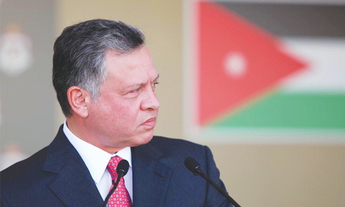 Jordan king visits Iraq for first time in decade: state TV