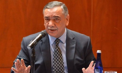 Profile: Pakistan's 26th Chief Justice — Asif Saeed Khan Khosa