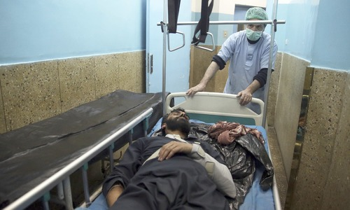 Four killed, more than 90 wounded in Kabul car bomb attack