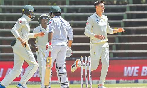 SA pacemen seal Test series sweep over Pakistan