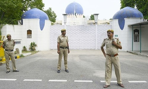 Pakistani, Indian diplomatic staff claim harassment