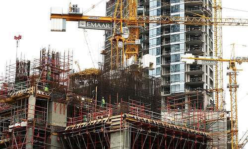 CDA directorates blame each other for failing to control unauthorised construction