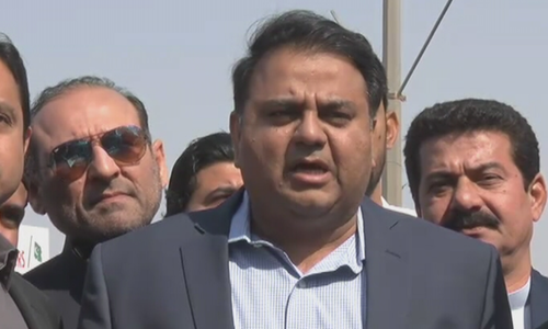 Govt will 'need to take practical steps' if PPP does not bring change to Sindh, warns Fawad