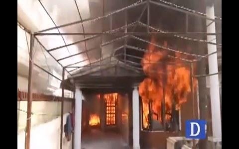 راولپنڈی: شادی والے گھر میں آگ لگنے سے دلہن سمیت 5 خواتین جاں بحق