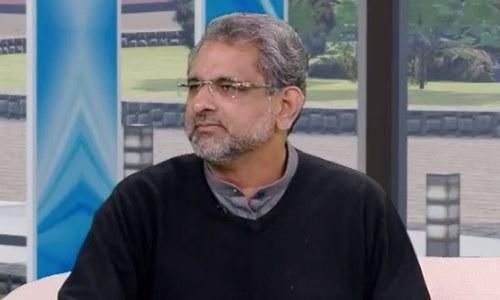 وزیراعظم بننا نہیں چاہتا تھا، شاہد خاقان عباسی