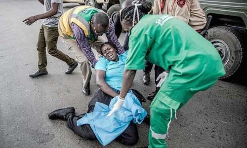 کینیا: الشباب کا ہوٹل پر دہشت گرد حملہ، 5 افراد ہلاک