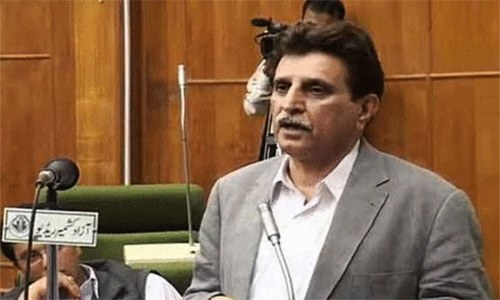 Issues relating to Neelum Jhelum Hydropower Project settled with Centre: AJK PM