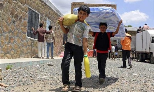 First food aid in six months reaches Yemen's Hodeida