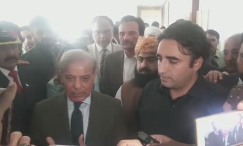 حکومت نے اپوزیشن جماعتوں کے اتحاد کو عارضی گٹھ جوڑ قرار دے دیا