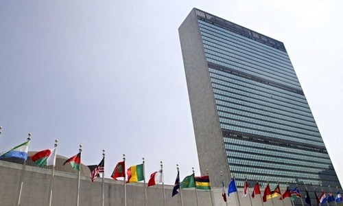 اقوامِ متحدہ کے ہر 3 میں سے ایک ملازم کو جنسی ہراساں کیے جانے کا انکشاف