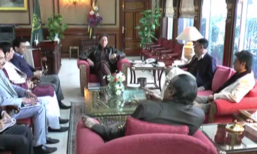 MQM delegation calls on PM Khan amid brewing tensions between ruling coalition