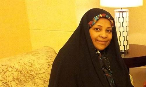 ایرانی میڈیا سے وابستہ خاتون صحافی امریکا میں گرفتار