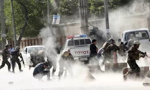 کابل کی فضائی آلودگی جنگ سے بڑا قاتل