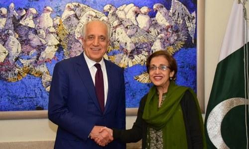 افغان مفاہمتی عمل میں پاکستان کا کردار مثبت رہےگا، تہمینہ جنجوعہ