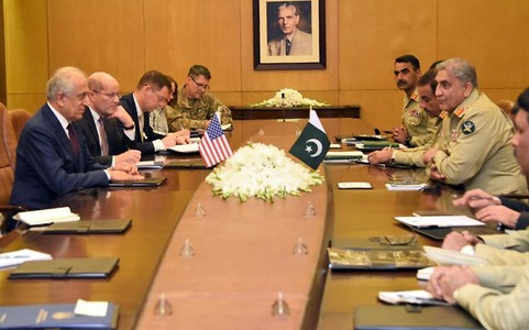Pakistan steps up efforts to salvage stalled US-Taliban talks