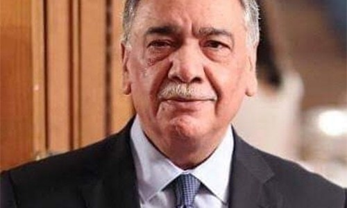 Justice Asif Saeed Khosa to take oath as 26th Chief Justice of Pakistan today