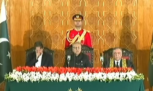 Justice Asif Saeed Khosa to take oath as 26th Chief Justice of Pakistan shortly
