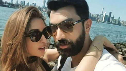 Model Iman Ali is getting hitched in February