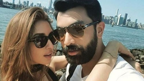 Model Iman Ali is tying the knot