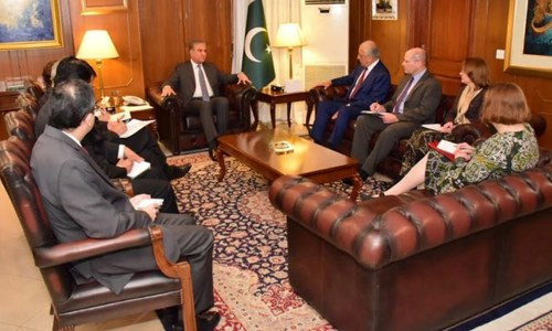 افغانستان میں قیام امن کیلئے مفاہمتی عمل مشترکہ ذمہ داری، وزیر خارجہ