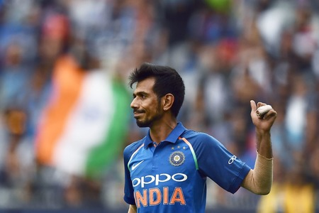 Chalal spins India into winning position in final ODI