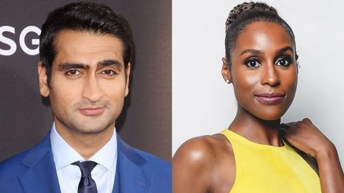 Kumail Nanjiani is working on a rom-com with Issa Rae