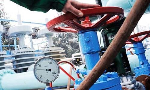 پنجاب میں صنعتی علاقوں کو گیس کی فراہمی معطل