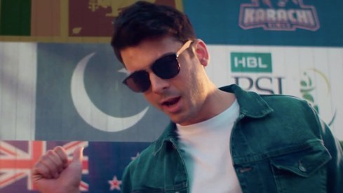 PSL 2019 anthem is finally out. Did Fawad Khan do it justice?