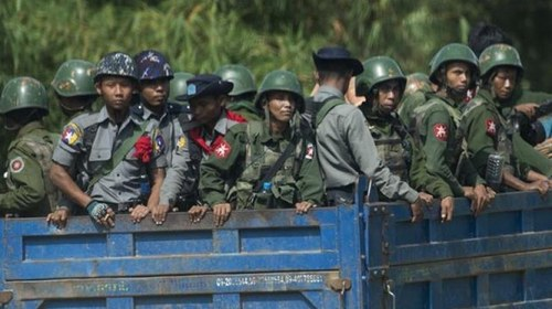 Myanmar army kills 13 rebels in Rakhine clashes