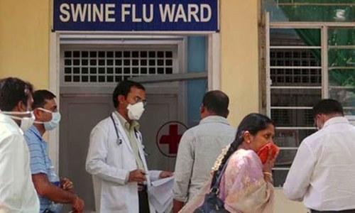 بھارت: راجستھان میں سوائن فلو سے 40 افراد ہلاک