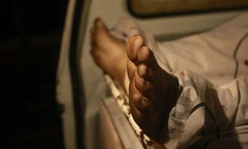 سی ٹی ڈی کی کارروائی، کار سوار خواتین سمیت 4 'مبینہ دہشت گرد' ہلاک