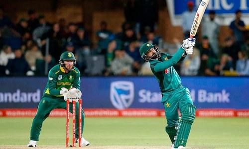 پاکستان نے جنوبی افریقہ کے دورے میں پہلی کامیابی حاصل کرلی