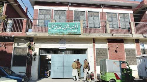 Region's first school for visually-impaired children still going strong in Rawalpindi