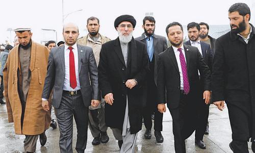 Former Afghan warlord Hekmatyar enters presidential race