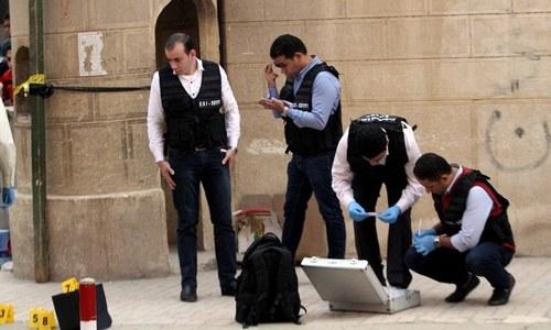 مصر: سیکیورٹی فورسز کا 14 دہشت گردوں کو ہلاک کرنے کا دعویٰ