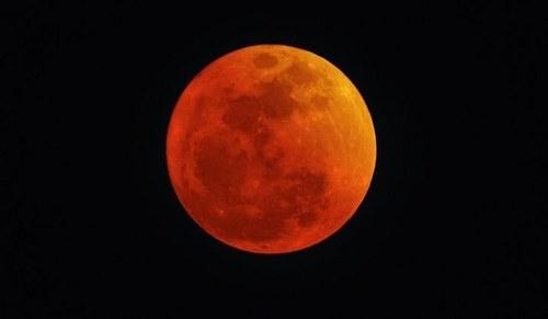 رواں سال کا پہلا چاند گرہن آج ہوگا